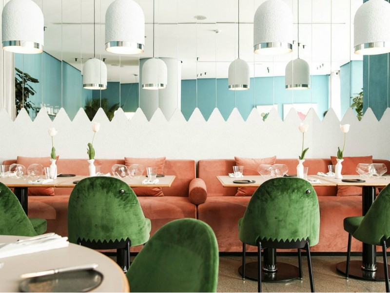 30 Most Influential and Modern Restaurants In The World – Part III Modern Restaurants 30 Most Influential and Modern Restaurants In The World – Part III 30 Most Influential and Modern Restaurants In The World     Part III 5
