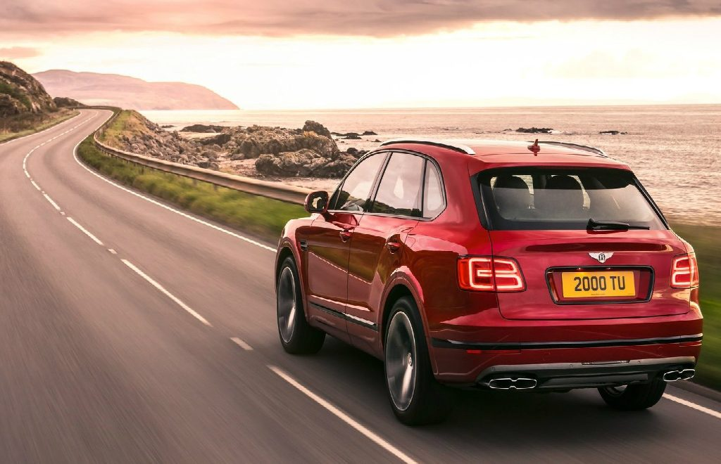 Bentley Bentayga V8 – The Modern Car of December