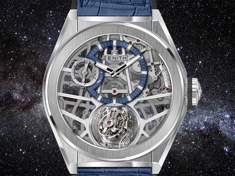 unique watch DEFY Zero G – The Most Unique Watch by Zenith Watches DEFY Zero G     The Most Unique Watch by Zenith Watches 4 1