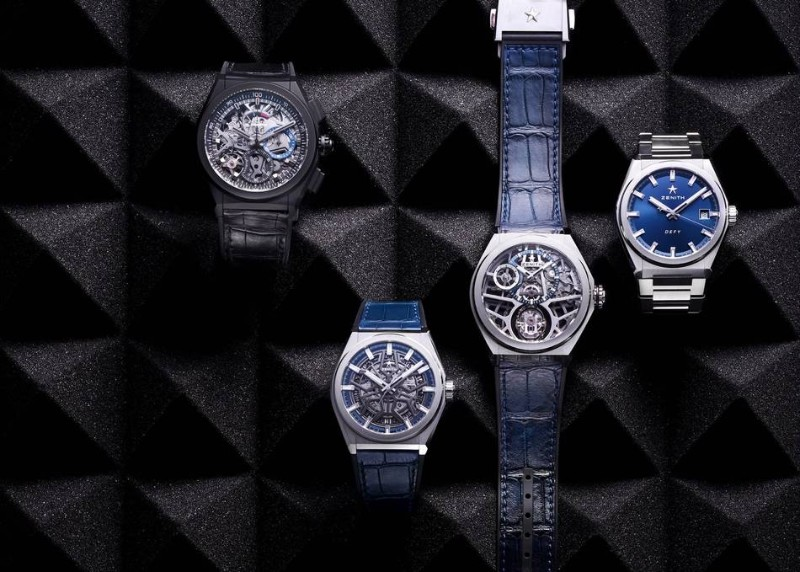 unique watch DEFY Zero G – The Most Unique Watch by Zenith Watches DEFY Zero G     The Most Unique Watch by Zenith Watches 7 1