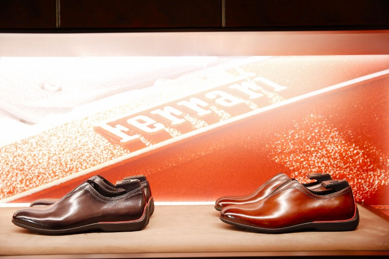 exclusive shoes Exclusive Shoes Limited-Edition Collection by Berluti and Ferrari Exclusive Shoes Limited Edition Collection by Berluti and Ferrari 9