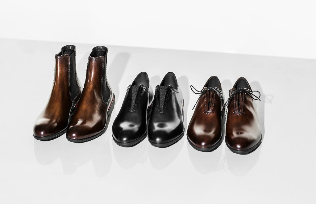 Exclusive Shoes Limited-Edition Collection by Berluti and Ferrari