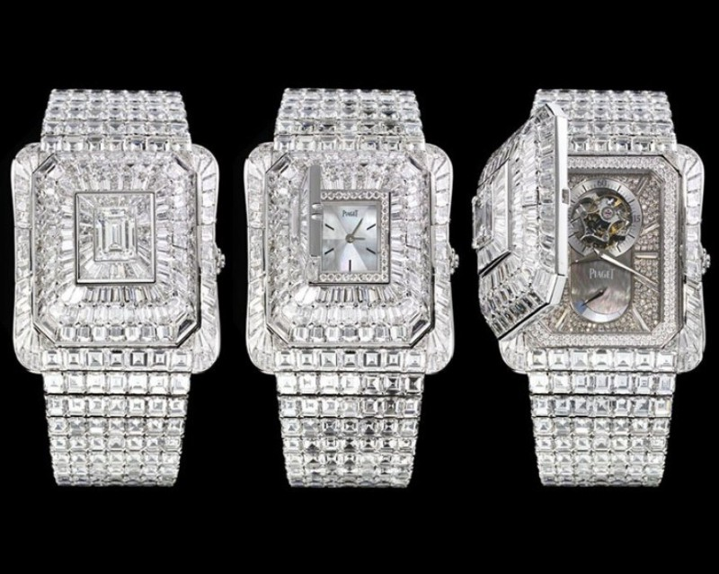 Luxury Lifestyle - The 10 Most Expensive Watches Over $1 Million expensive watches Luxury Lifestyle – The 10 Most Expensive Watches Over $1 Million Luxury Lifestyle The 10 Most Expensive Watches Over 1 Million 4