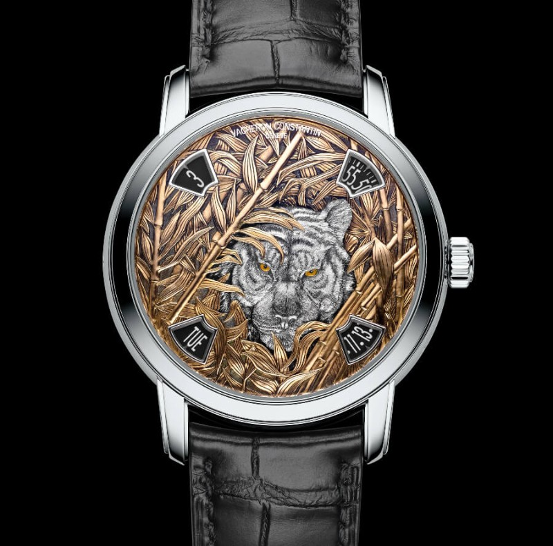 Vacheron Constantin's Fine Watches Inspired by Animal Kingdom fine watches Vacheron Constantin's Fine Watches Inspired by Animal Kingdom Vacheron Constantin   s Fine Watches Inspired by Animal Kingdom 5