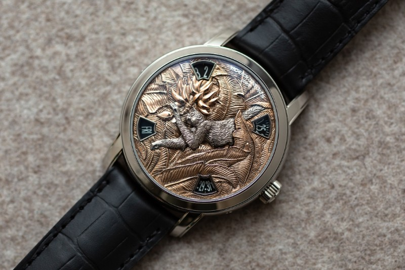 Vacheron Constantin's Fine Watches Inspired by Animal Kingdom fine watches Vacheron Constantin's Fine Watches Inspired by Animal Kingdom Vacheron Constantin   s Fine Watches Inspired by Animal Kingdom 6