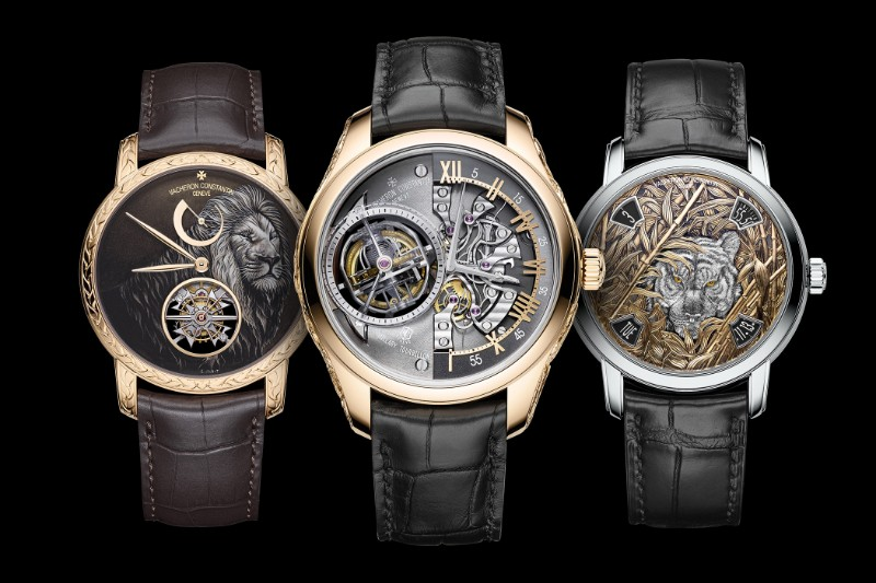 fine watches Vacheron Constantin's Fine Watches Inspired by Animal Kingdom Vacheron Constantin   s Fine Watches Inspired by Animal Kingdom 7