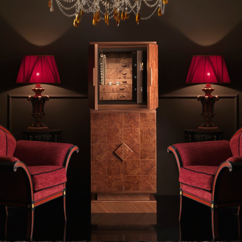 maison et objet 2019 Here Are Our Favorite Luxury Safes of Maison et Objet 2019 5626e88e05ab47537ea7a2225a35c5f0 large