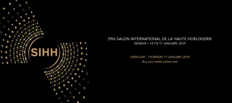 All About the 29th SIHH 2019 in Geneva sihh All About the 29th SIHH 2019 in Geneva All About the 29th SIHH 2019 in Geneva 1