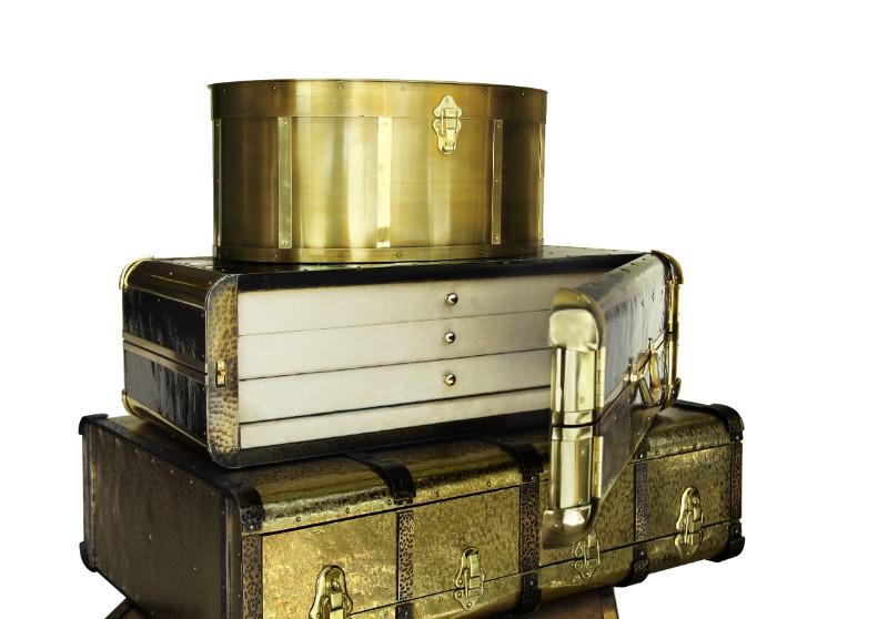 maison et objet Private Collection Pieces by Boca do Lobo at Maison et Objet 2019 Boheme Luxury Safe by Boca do Lobo 2 1