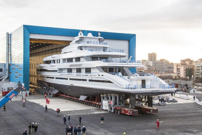 superyacht Discover The Largest Superyacht Ever by Benetti Discover The Most Largest Superyacht Ever by Benetti 10