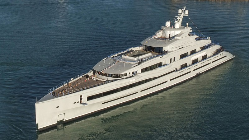 superyacht Discover The Largest Superyacht Ever by Benetti Discover The Most Largest Superyacht Ever by Benetti 3