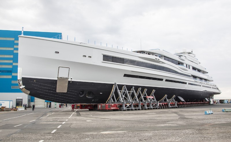 superyacht Discover The Largest Superyacht Ever by Benetti Discover The Most Largest Superyacht Ever by Benetti 9