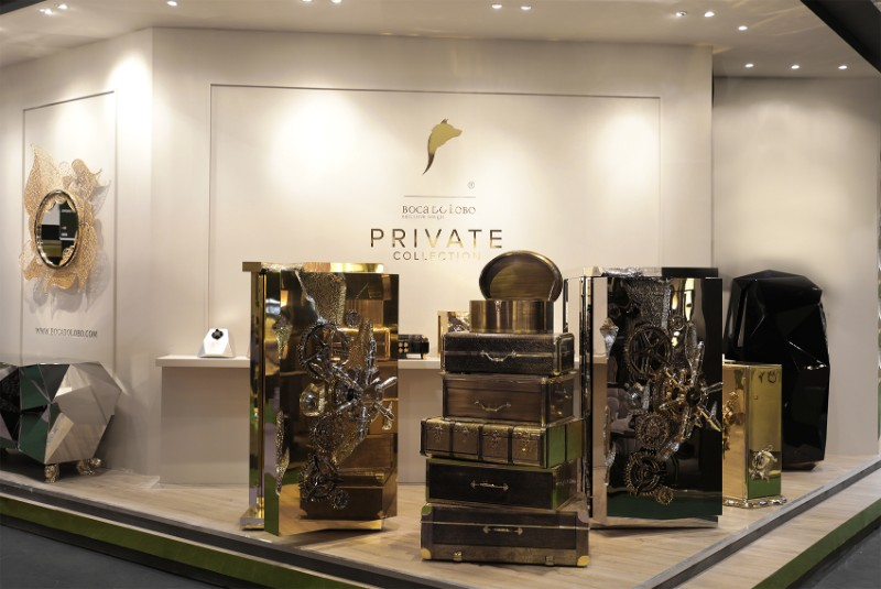 Private Collection Pieces by Boca do Lobo at Maison et Objet 2019 maison et objet Private Collection Pieces by Boca do Lobo at Maison et Objet 2019 Private Collection Pieces by Boca do Lobo in Maison et Objet 2019