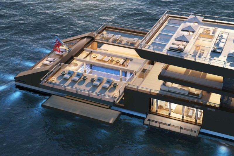 Superyacht Quintessentially One - The Finest Superyacht in the Planet Quintessentially One The Finest Superyacht in the Planet 2