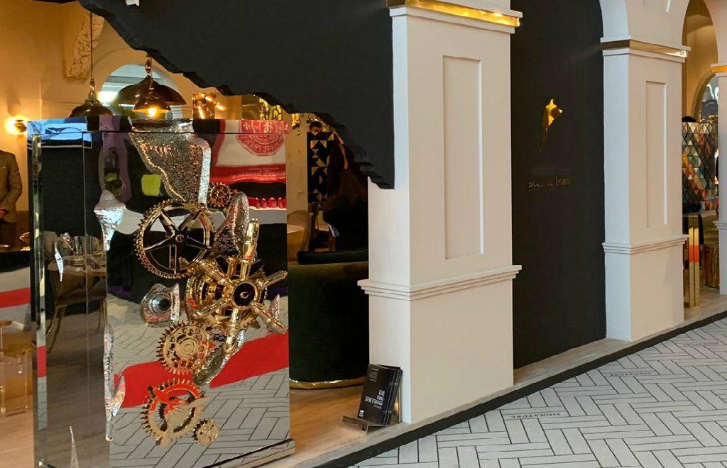 Here Are Our Favorite Luxury Safes of Maison et Objet 2019