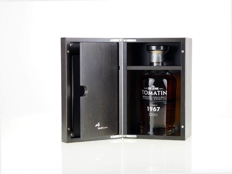 tomatin Limited Edition – Discover the Tomatin 50-Year-Old single malt Whisky 1 1