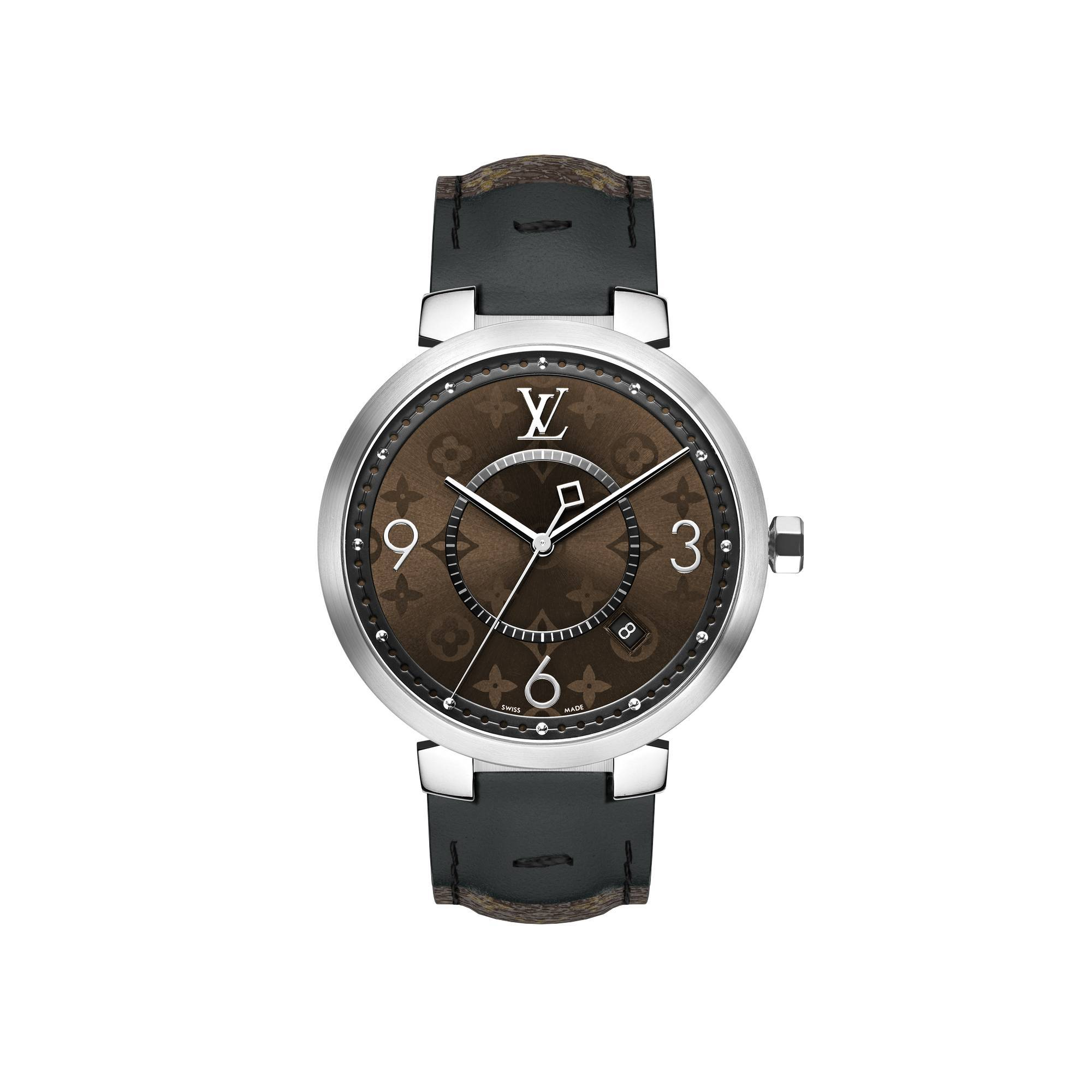 Louis Vuitton 10 Timepieces by Louis Vuitton for Men with a Luxury Lifestyle 10 Timepieces by Louis Vuitton for Men with a Luxury Lifestyle 9