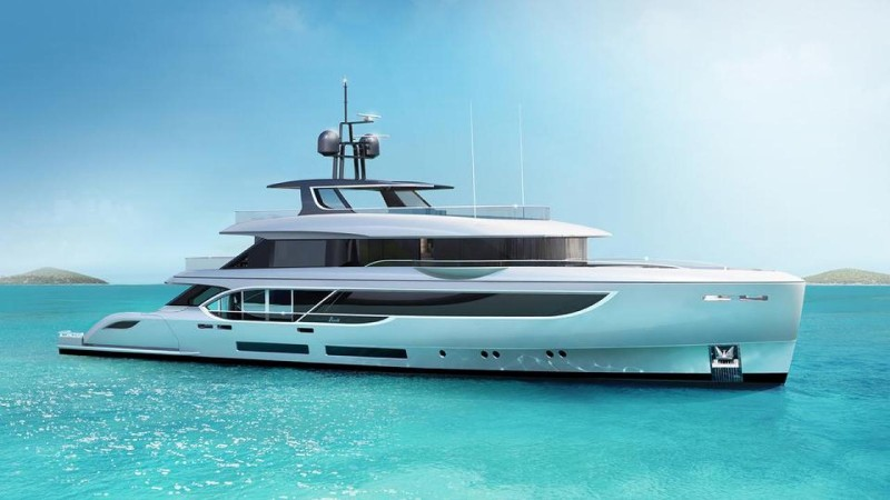 superyacht The Benetti's Superyacht Designed Like a Luxury Penthouse 4