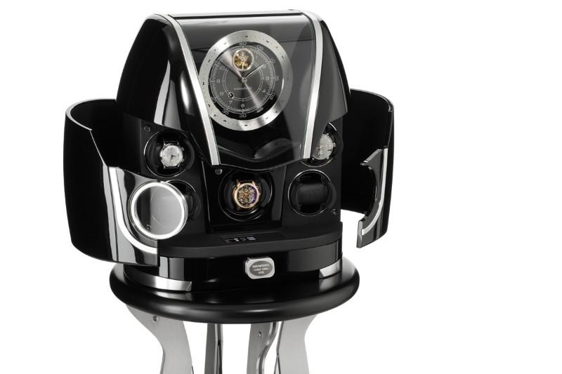 5 Stunning Bespoke Watch Winders by Luxury Brands watch winders 5 Stunning Bespoke Watch Winders by Luxury Brands 5 Stunning Bespoke Watch Winders by Luxury Brands 4