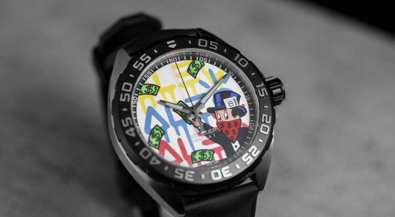 Get Impressed by Two New Special Edition Timepieces by TAG Heuer tag heuer Get Impressed by Two New Special Edition Timepieces by TAG Heuer Get Impressed by Two New Special Edition Timepieces by TAG Heuer 1