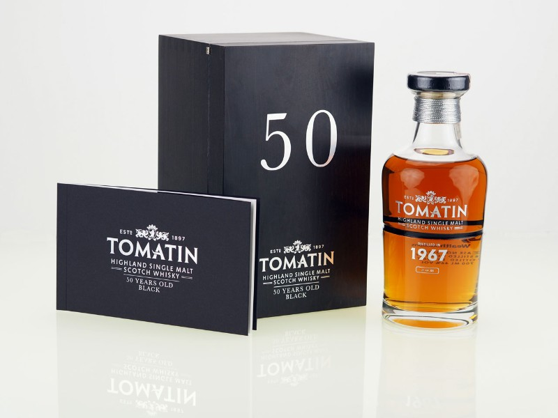 Limited Edition – Discover the Tomatin 50-Year-Old single malt Whisky tomatin Limited Edition – Discover the Tomatin 50-Year-Old single malt Whisky Limited Edition     Discover the Tomatin 50 Year Old single malt Whisky 1