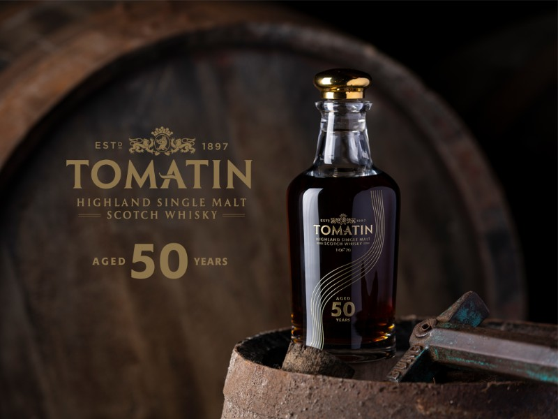 tomatin Limited Edition – Discover the Tomatin 50-Year-Old single malt Whisky Limited Edition     Discover the Tomatin 50 Year Old single malt Whisky 2