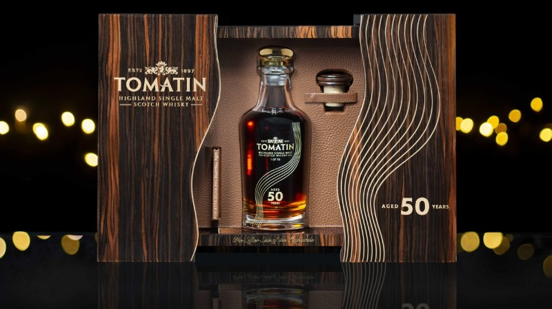 tomatin Limited Edition – Discover the Tomatin 50-Year-Old single malt Whisky Limited Edition     Discover the Tomatin 50 Year Old single malt Whisky 3