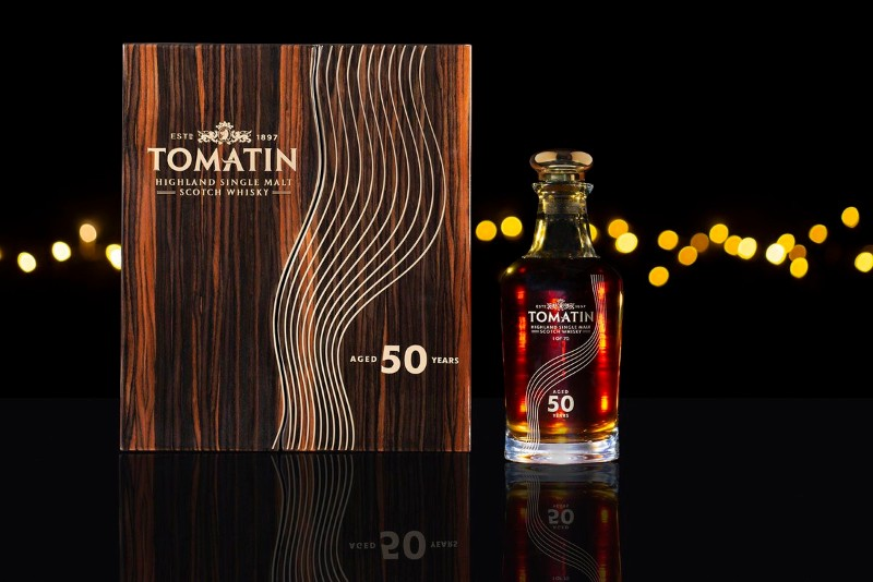tomatin Limited Edition – Discover the Tomatin 50-Year-Old single malt Whisky Limited Edition     Discover the Tomatin 50 Year Old single malt Whisky 5