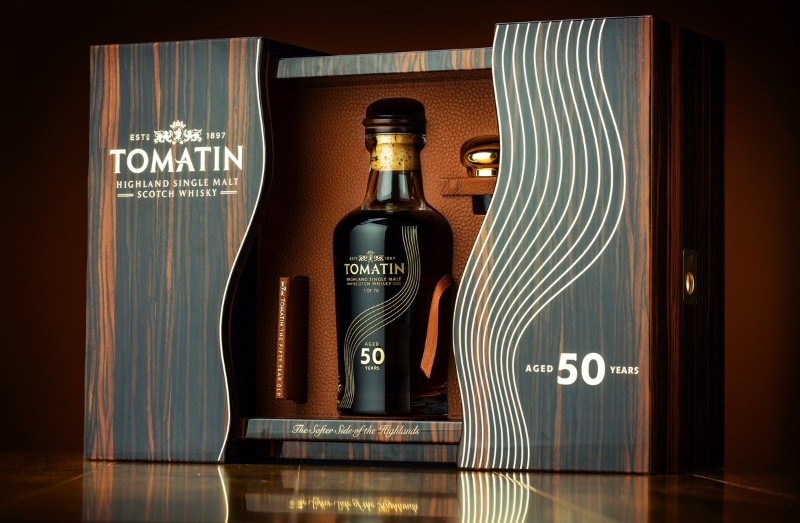 tomatin Limited Edition – Discover the Tomatin 50-Year-Old single malt Whisky Limited Edition     Discover the Tomatin 50 Year Old single malt Whisky 7