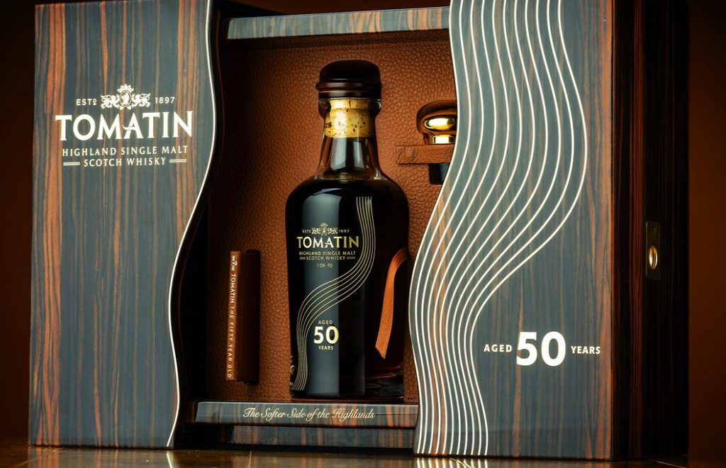 Limited Edition – Discover the Tomatin 50-Year-Old single malt Whisky