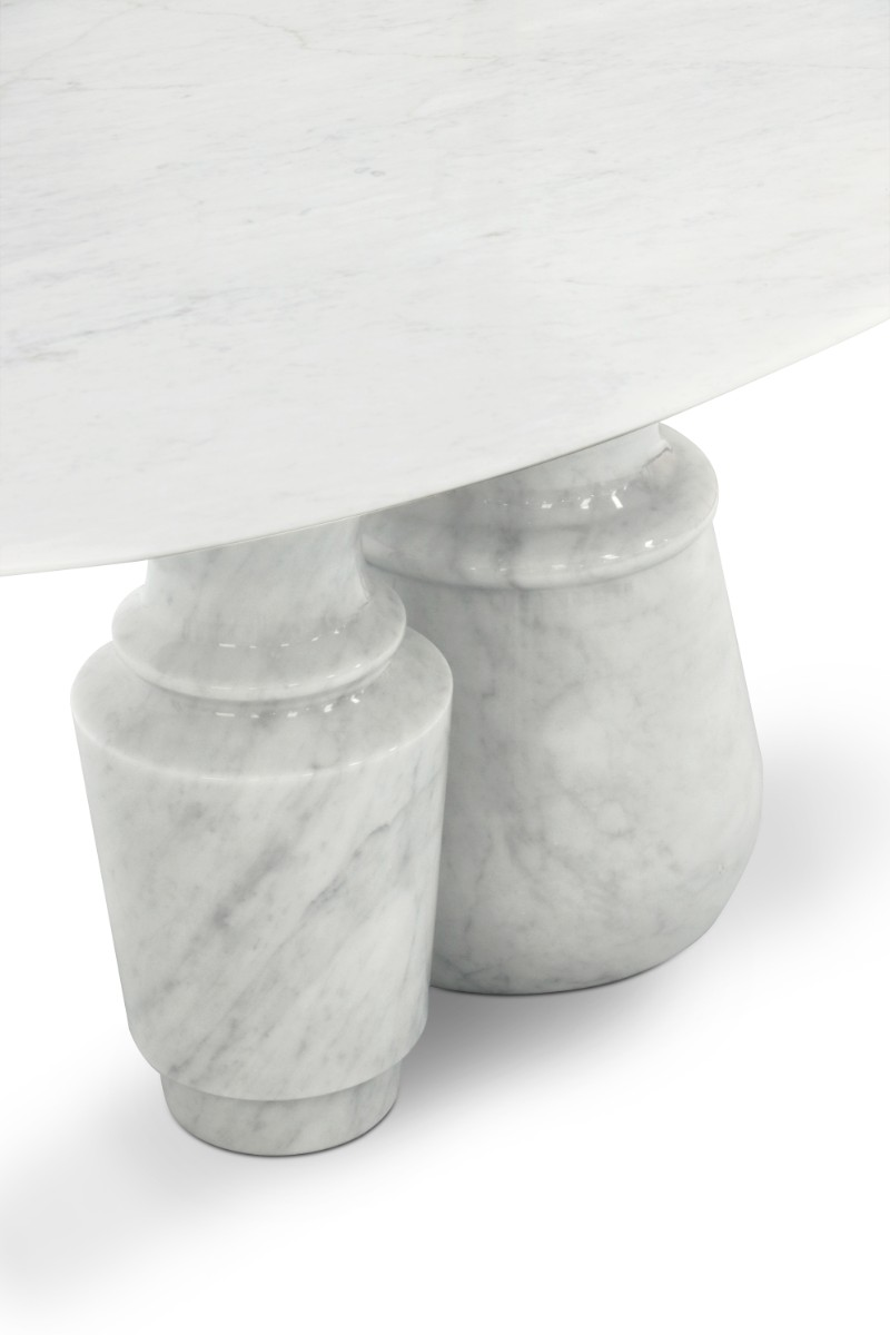 Luxury Furniture – The New Pietra Marble Tables by Boca do Lobo Marble Tables Luxury Furniture – The New Pietra Marble Tables by Boca do Lobo Pietra Oval Table by Boca do Lobo 1