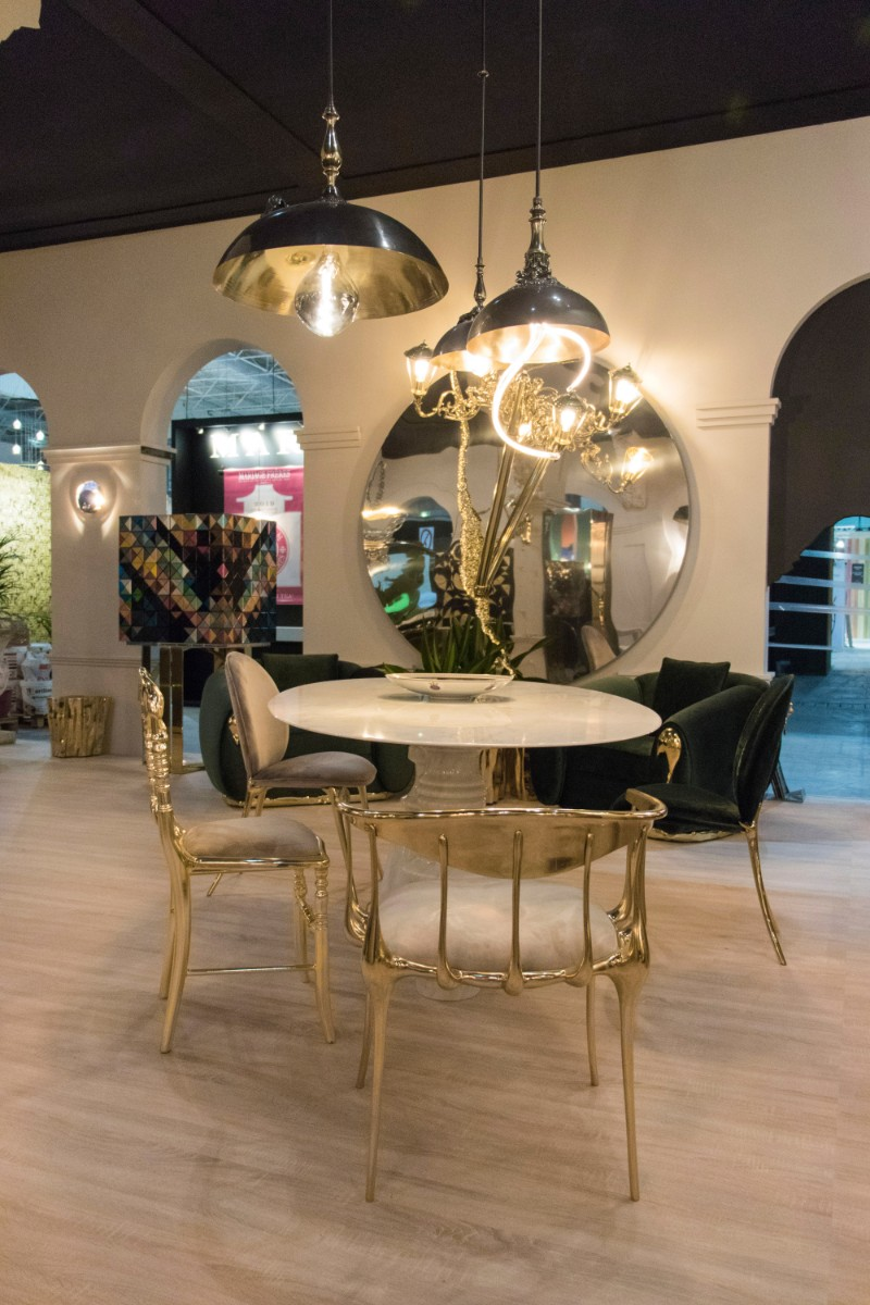 Luxury Furniture – The New Pietra Marble Tables by Boca do Lobo Marble Tables Luxury Furniture – The New Pietra Marble Tables by Boca do Lobo Pietra Oval Table by Boca do Lobo 5