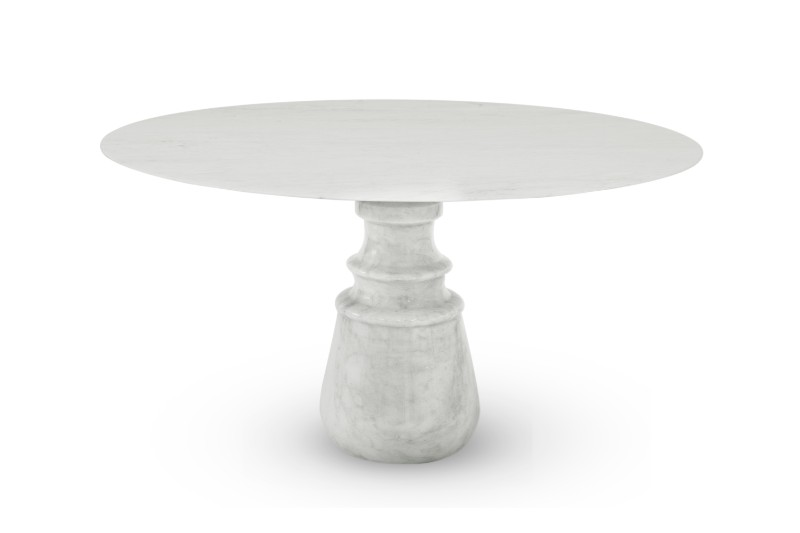 Luxury Furniture – The New Pietra Marble Tables by Boca do Lobo Marble Tables Luxury Furniture – The New Pietra Marble Tables by Boca do Lobo Pietra Round Table by Boca do Lobo 1