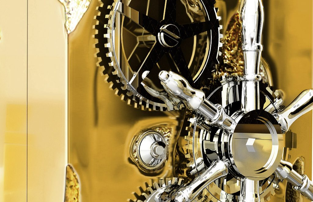 Winter Trends by Boca do Lobo – Get Impressed by the Millionaire Safe