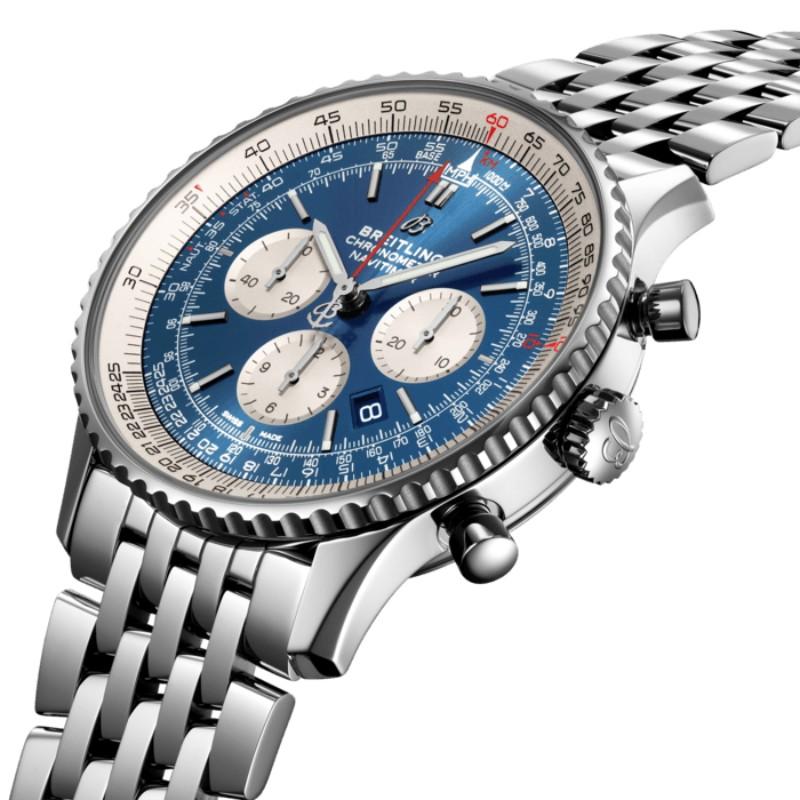 Watch Brands to Watch at BaselWorld 2019 - NAVITIMER 1 B01 CHRONOGRAPH 46 baselworld Watch Brands to Watch at BaselWorld 2019 156 3
