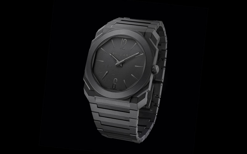 Baselworld 2019: The Best Highlights of the First Day baselworld 2019 Baselworld 2019: The Best Highlights of the First Day Bulgari Octo Finissimo Automatic Ceramic black 2