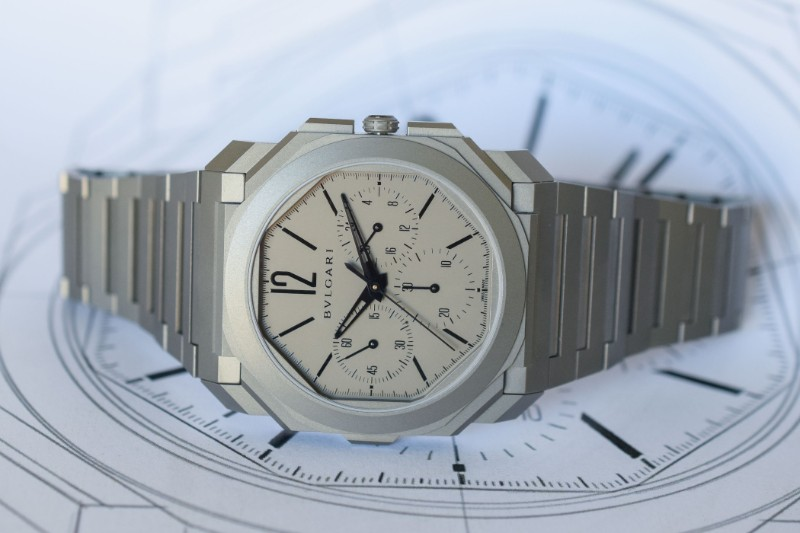 Baselworld 2019 Highlights: The 10 Best Exhibited Timepieces baselworld 2019 Baselworld 2019 Highlights: The 10 Best Exhibited Timepieces Bulgari Octo Finissimo Chronograph GMT Automatic