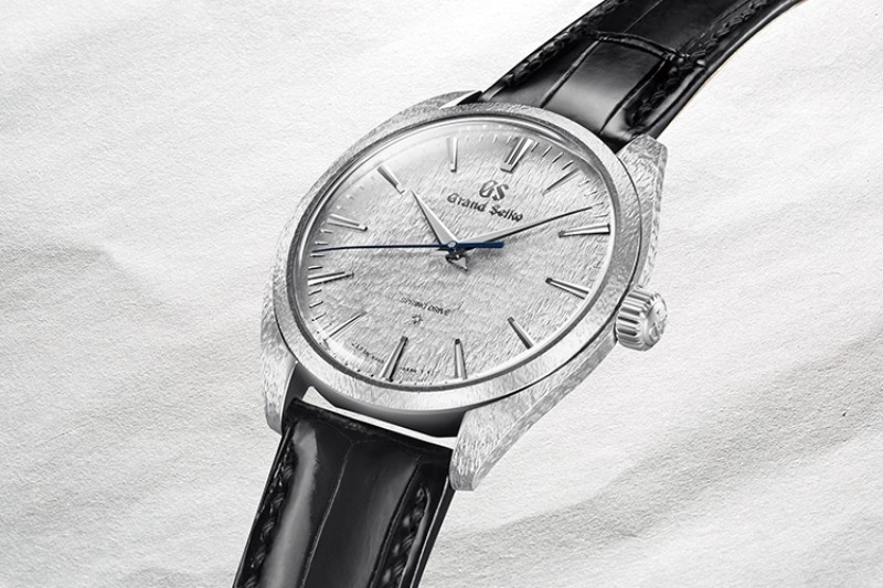 Baselworld 2019 Highlights: The 10 Best Exhibited Timepieces baselworld 2019 Baselworld 2019 Highlights: The 10 Best Exhibited Timepieces Grand Seiko Spring Drive Manual Wind Elegance collection