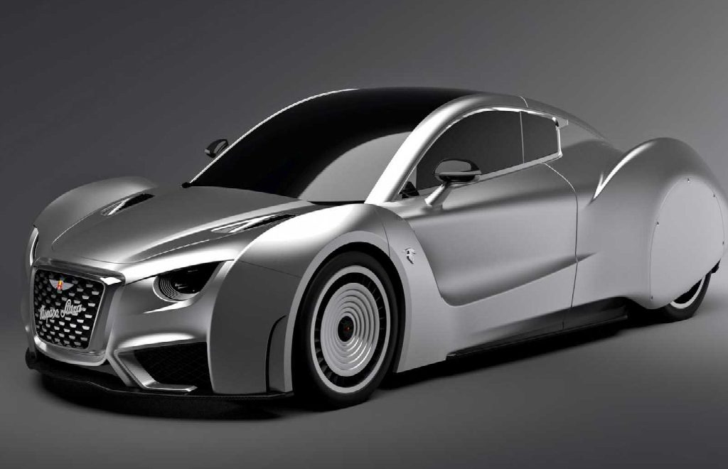 Hispano Suiza Carmen – What a Luxury Electric Car!