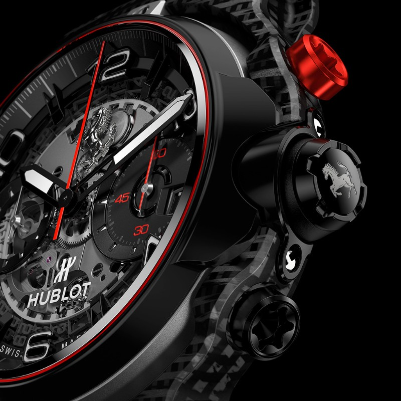 baselworld 2019 Baselworld 2019 Highlights: The 10 Best Exhibited Timepieces Hublot Classic Fusion Ferrari GT