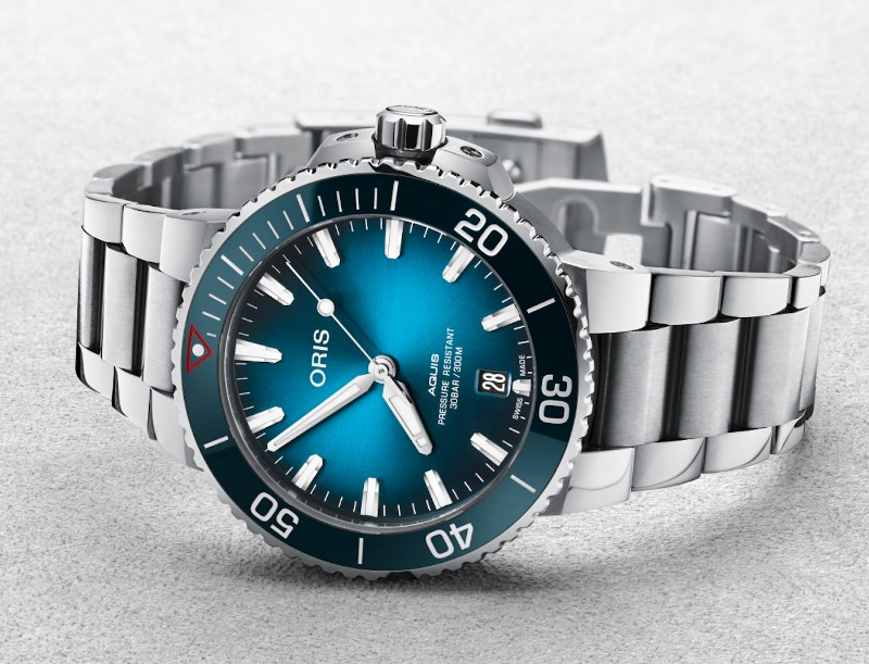 Baselworld 2019: The Best Highlights of the First Day baselworld 2019 Baselworld 2019: The Best Highlights of the First Day Oris Clean Ocean Limited Edition