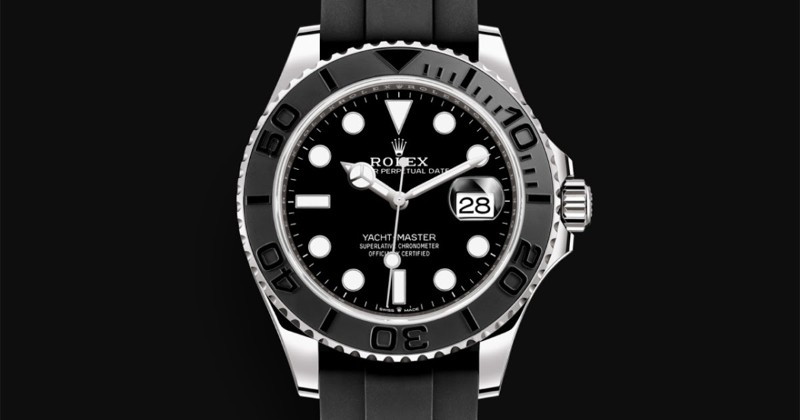 Baselworld 2019: The Best Highlights of the First Day baselworld 2019 Baselworld 2019: The Best Highlights of the First Day Rolex Oyster Perpetual Yacht Master 42 009