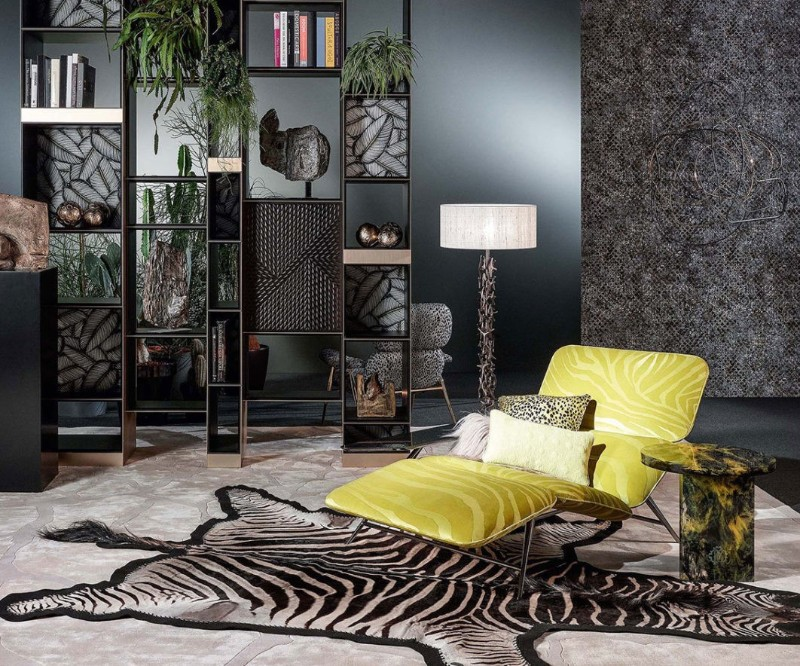 Salone del Mobile 2019: Some Modern Furniture Pieces You Can Find salone del mobile 2019 Salone del Mobile 2019: Modern Furniture Pieces You Can Find Salone del Mobile 2019 Luxury Furniture Pieces in Exhibition 2 1