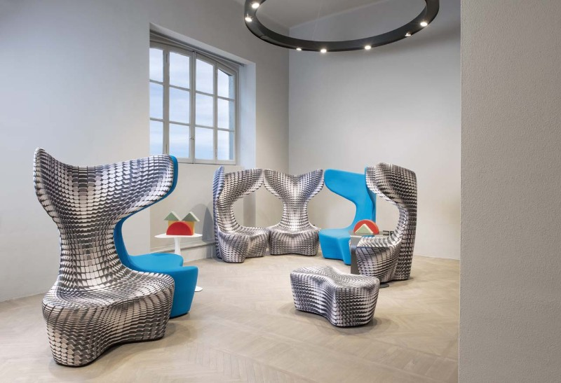 Salone del Mobile 2019: Some Modern Furniture Pieces You Can Find salone del mobile 2019 Salone del Mobile 2019: Modern Furniture Pieces You Can Find Salone del Mobile 2019 Luxury Furniture Pieces in Exhibition 6