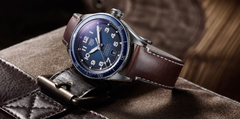 baselworld 2019 Baselworld 2019 Highlights: The 10 Best Exhibited Timepieces TAG Heuer Autavia Isograph