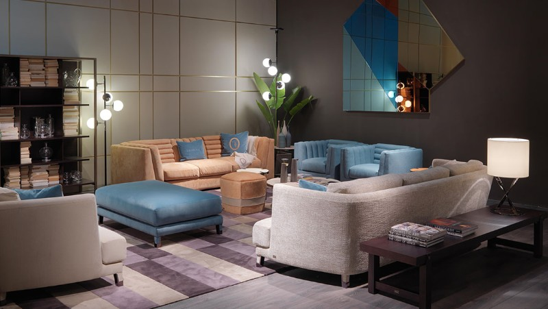 Top Furniture Brands You Can Discover at Salone del Mobile 2019 salone del mobile 2019 Salone del Mobile 2019: Here Are The Top Brands in Exhibition The Luxury Furniture Brands You Can See at Salone del Mobile 2019 7