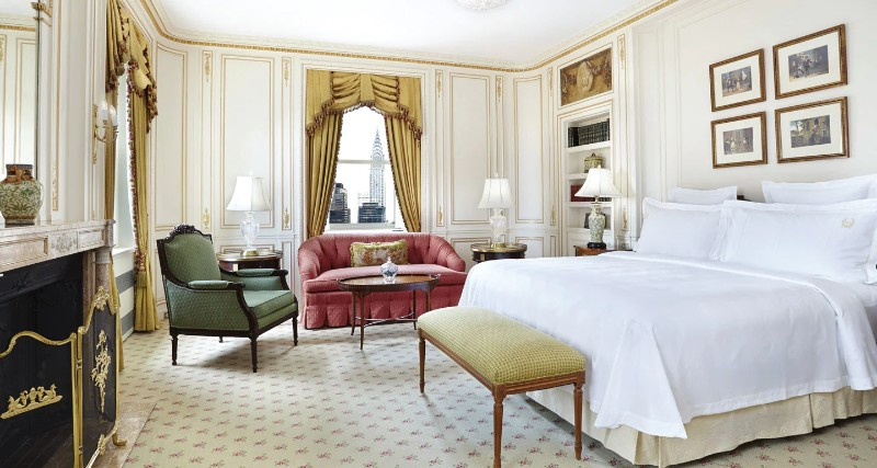 Find The 10 Most Expensive and Luxury Hotels in New York luxury hotel Where To Sleep In The City That Never Sleeps? 10 Luxury Hotels In NYC The Towers of the Waldorf Astoria 1