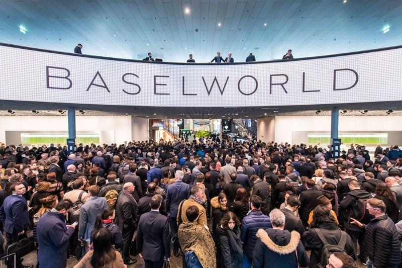 baselworld watch brands baselworld Watch Brands to Watch at BaselWorld 2019 basel world watch show 6 1100x733