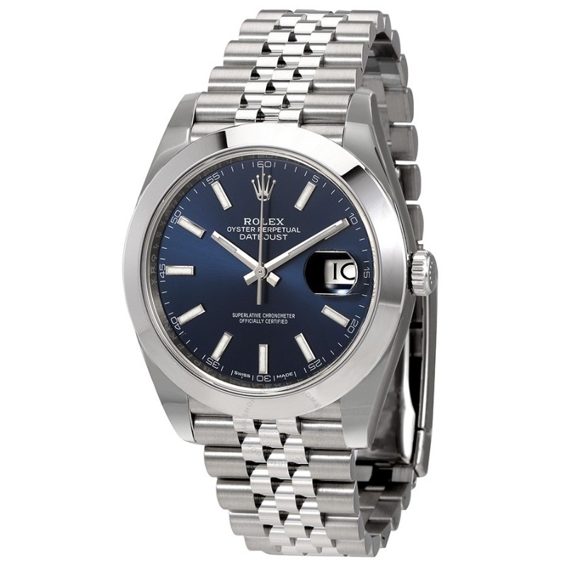 Watch Brands to Watch at BaselWorld 2019 -date just 41 baselworld Watch Brands to Watch at BaselWorld 2019 rolex datejust 41 blue dial automatic mens watch 126300blsj