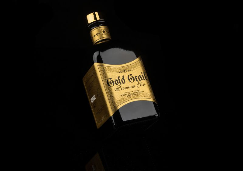 Gold Grail Gin: A Premium Gin With a Unique Concept premium gin Discover the Gold Grail Gin – A Premium Gin With Notoriety 08c53f64218763